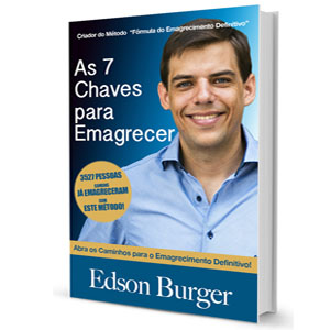 E-book as 7 chaves para emagrecer